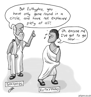 essay on piety according to euthyphro