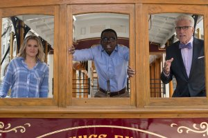 The Good Place - trolley dilemma